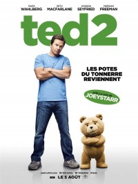Ted 2, Affiche