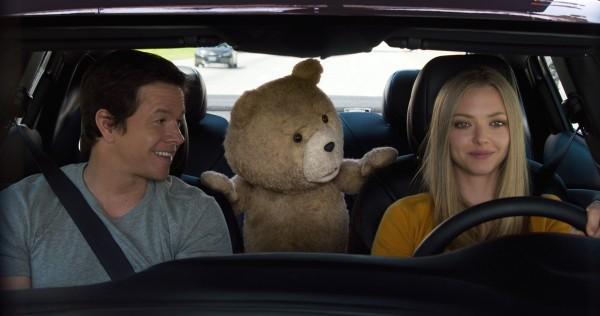 Mark Wahlberg, Ted, Amanda Seyfried