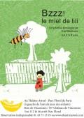 Bzzz ! Le miel de Lili - Affiche
