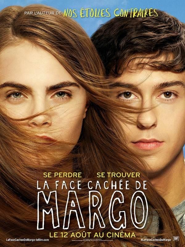 La face cachée de Margo, Affiche