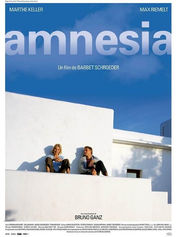 Amnesia, Affiche