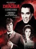 Les cicatrices de Dracula, affiche