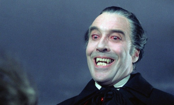 Christopher Lee (Dracula)