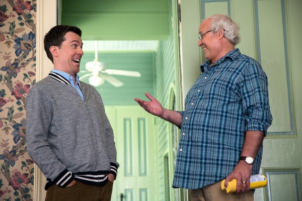 Ed Helms, Chevy Chase