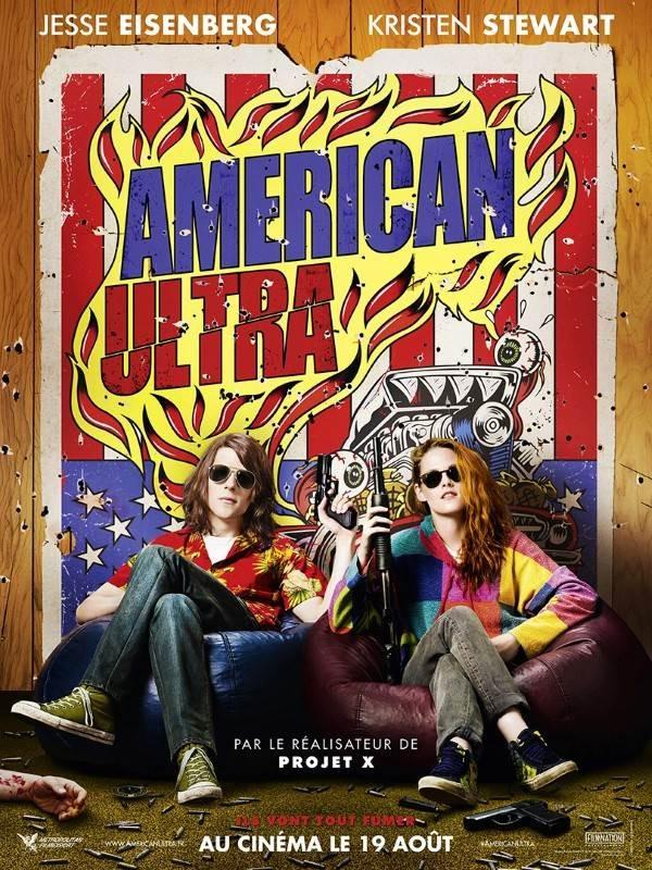 American Ultra, Affiche