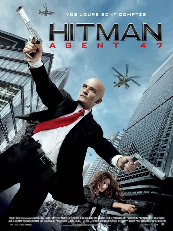 Hitman : Agent 47, Affiche