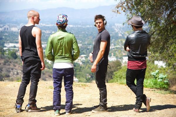 Jonny Weston, Alex Shaffer (Squirrel), Zac Efron, Shiloh Fernandez