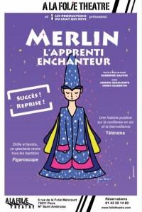 Merlin, l'apprenti enchanteur à la Folie Théâtre