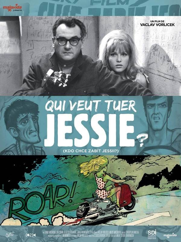 Qui veut tuer Jessie ?, Affiche