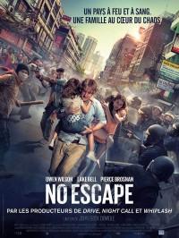 No Escape, Affiche