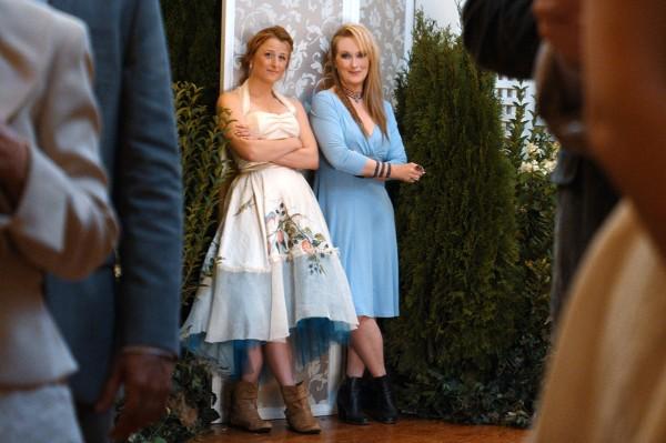 Mamie Gummer, Meryl Streep
