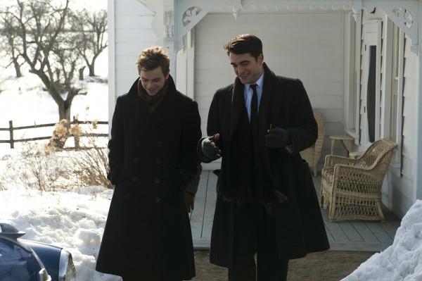 Dane DeHaan, Robert Pattinson