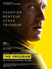 The Program, Affiche