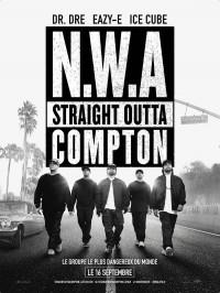 N.W.A., Affiche