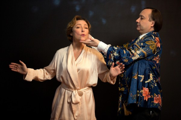 Catherine Frot, Michel Fau