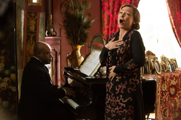 Personnage, Catherine Frot