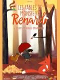 Les fables de monsieur Renard, Affiche