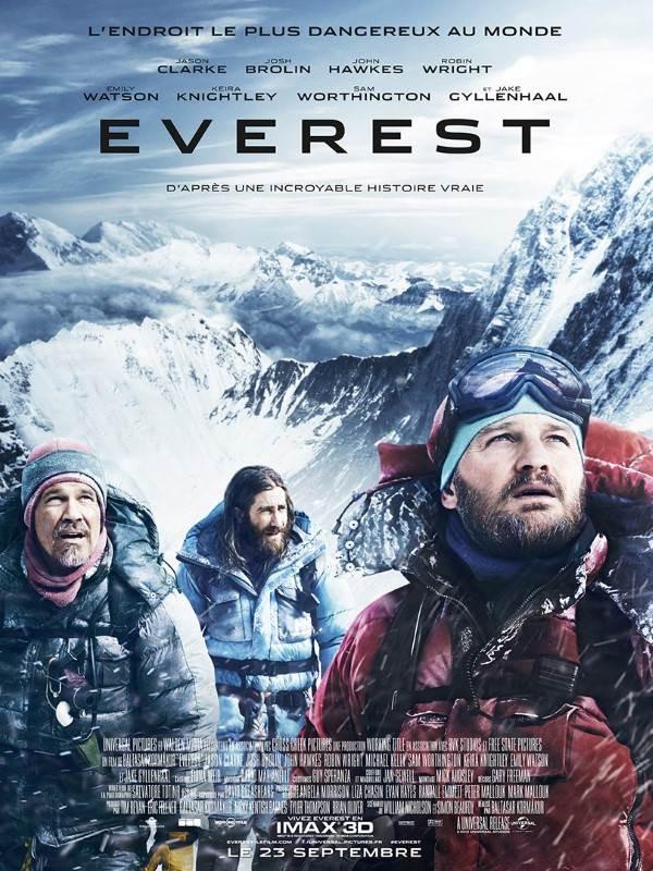 Everest, Affiche