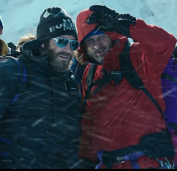 Jake Gyllenhaal, Jason Clarke