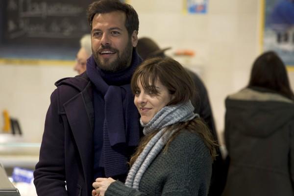 Laurent Lafitte, Audrey Dana