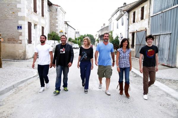 Guillaume Gouix, Sergi López, Céline  Sallette, Eric Cantona, Romane Bohringer, Victorien Cacioppo