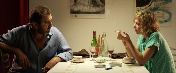 Eric Cantona, Céline  Sallette