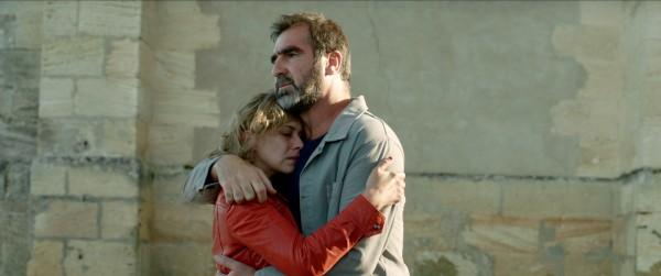 Céline  Sallette, Eric Cantona
