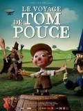 Le voyage de Tom Pouce, affiche