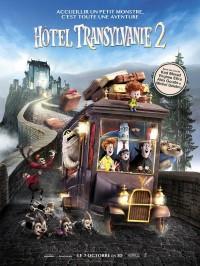 Hôtel Transylvanie 2, affiche