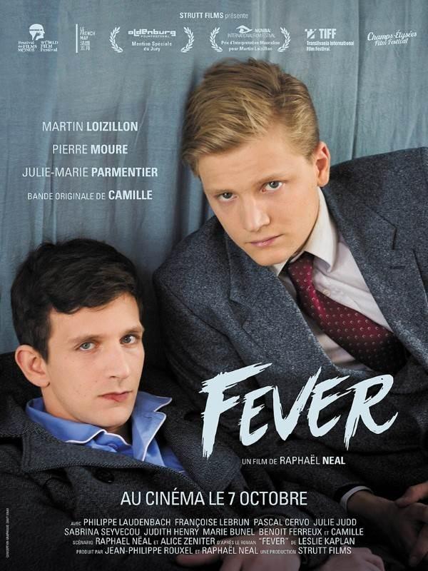 Fever, Affiche