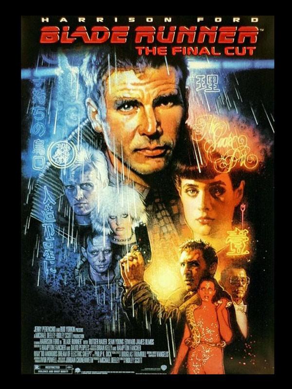 Blade Runner, affiche