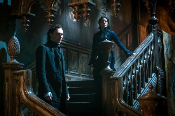 Tom Hiddleston, Jessica Chastain