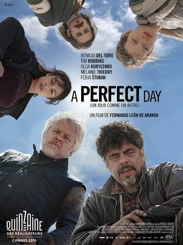 A Perfect Day, Affiche
