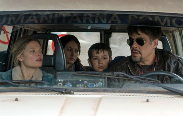 Mélanie Thierry, Olga Kurylenko, Eldar Residovic (Nikola), Benicio Del Toro