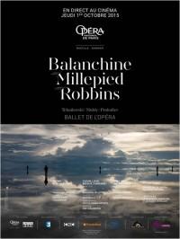 Robbins, Millepied, Balanchine (Palais Garnier)