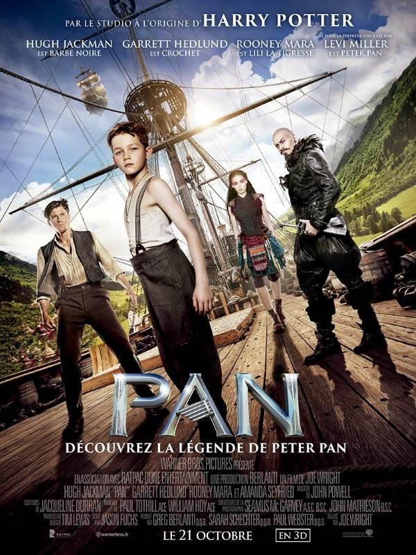 Pan, Affiche