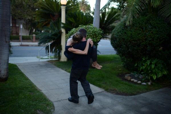 Rachel Pickup (Sarah), Tim Roth
