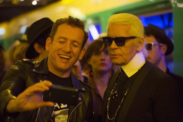Dany Boon, Karl Lagerfeld