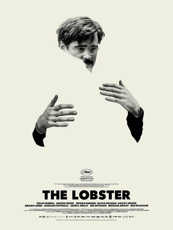 The Lobster, Affiche
