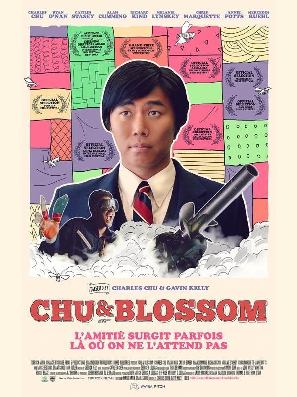 Chu & Blossom, Affiche