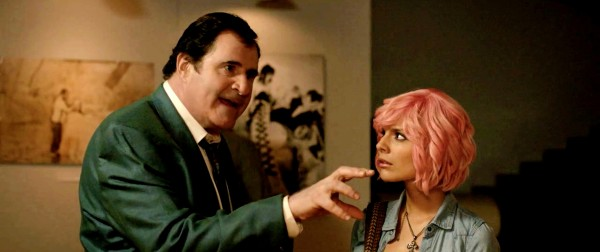 Richard Kind (Fred), Caitlin Stasey (Cherry Swade)