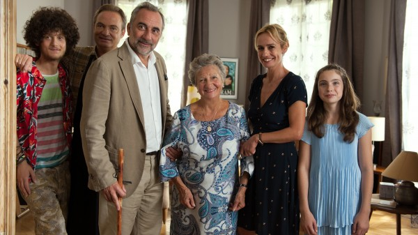 Antoine Duléry, Marthe Villalonga, Sandrine Bonnaire