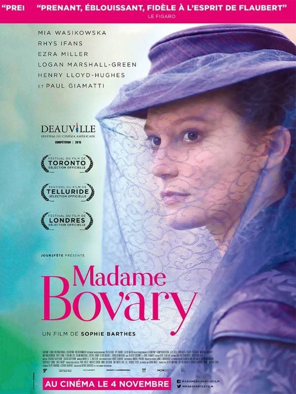 Madame Bovary, Affiche