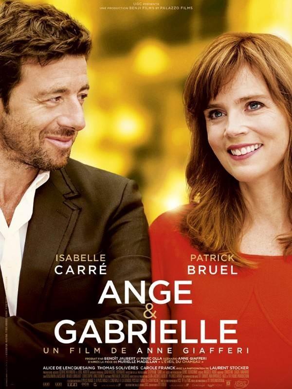 Ange et Gabrielle, Affiche