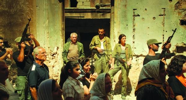 Serge Avédikian, Syrus  Shahidi, Razane Jammal