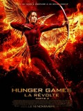 Hunger Games : la révolte, 2e partie, Affiche