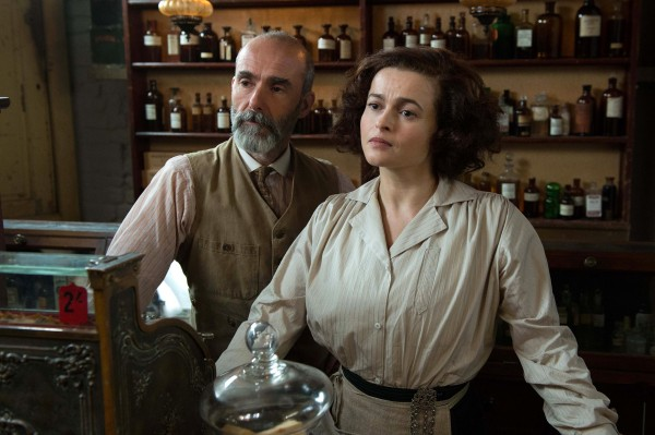 Finbar Lynch (Hugh Ellyn), Helena Bonham Carter
