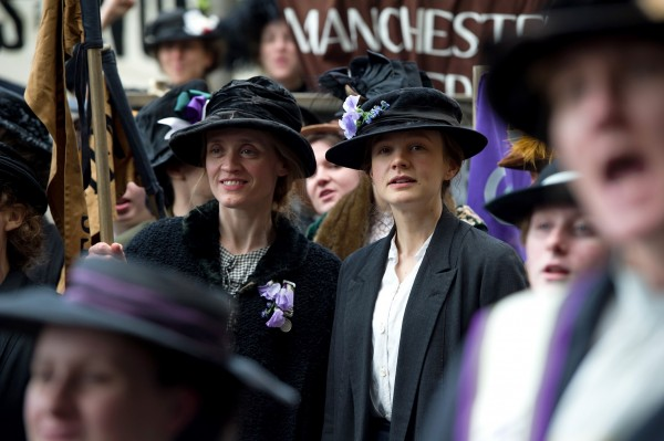 Anne-Marie Duff, Carey Mulligan