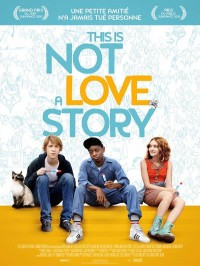 This is Not A love Song, Affiche