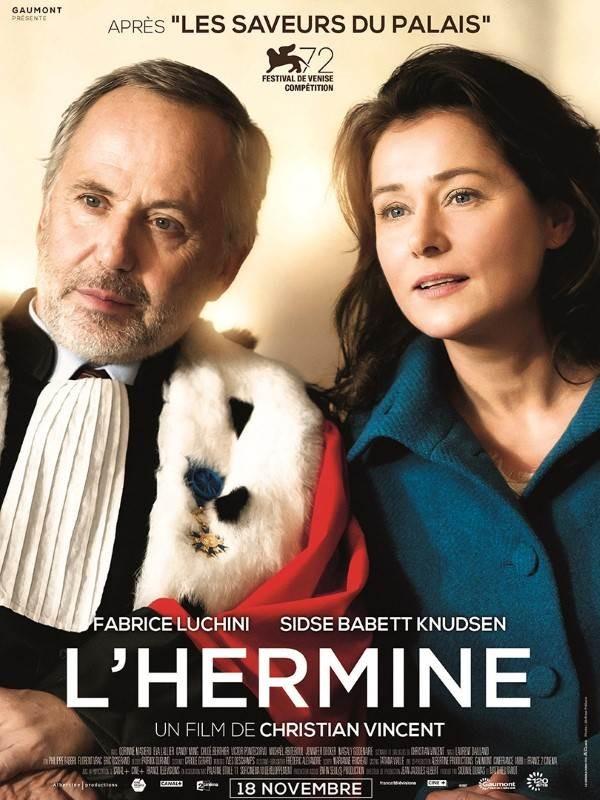 L'Hermine, Affiche